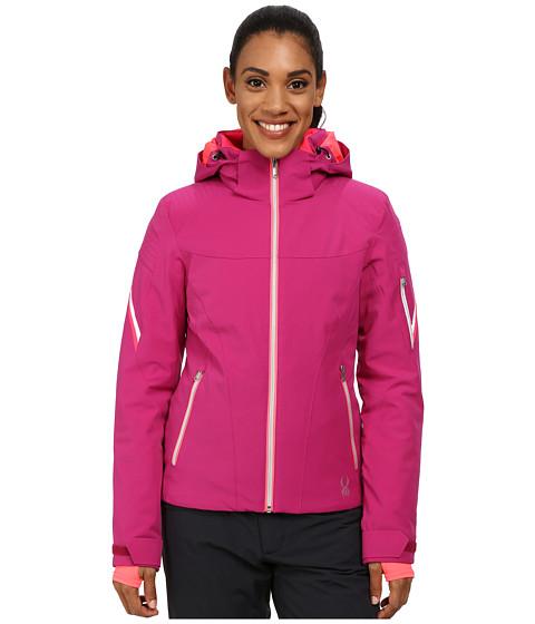 Imbracaminte Femei Spyder Project Jacket WildWhiteBryte Pink