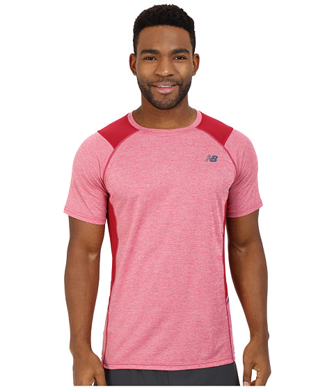 Imbracaminte Barbati New Balance Short Sleeve Novelty Performance Tee Horizon