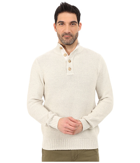 Imbracaminte Barbati Lucky Brand Washed Out Mock Neck Marshmallow