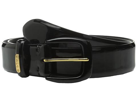 Accesorii Femei LAUREN Ralph Lauren Classics 1 38quot Smooth Patent Belt Black