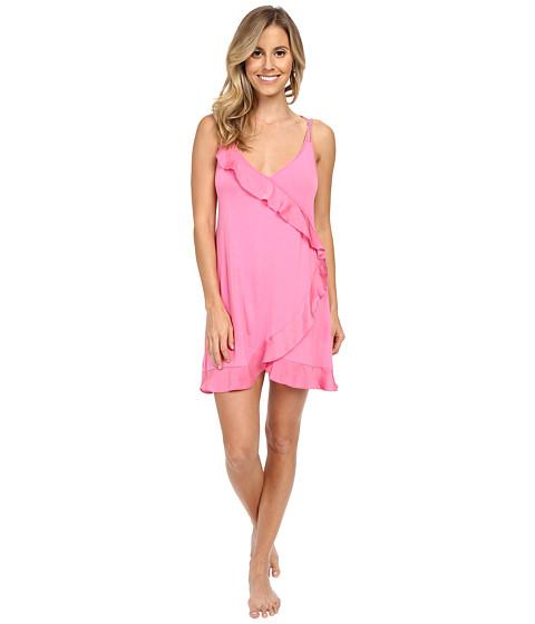 Imbracaminte Femei Betsey Johnson Neps Yarn Rayon Knit Slip Pink Flirt