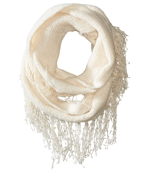 Accesorii Femei Betsey Johnson Fuzzy Logic Infinity Ivory