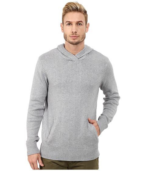 Imbracaminte Barbati Alternative Apparel Gatherer Sweater Hoodie Heather Grey