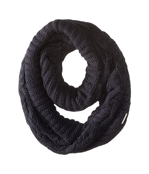 Accesorii Femei Michael Kors Hand Knit Large Infinity Scarf New Navy