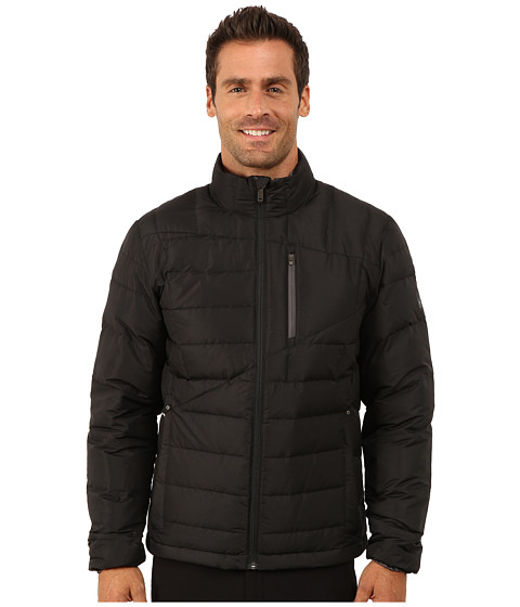 Imbracaminte Barbati Spyder Dolomite Full Zip Down Jacket BlackPolar