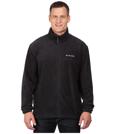 Imbracaminte Barbati Columbia Big amp Tall Steens Mountaintrade Full Zip 20 Jacket Black