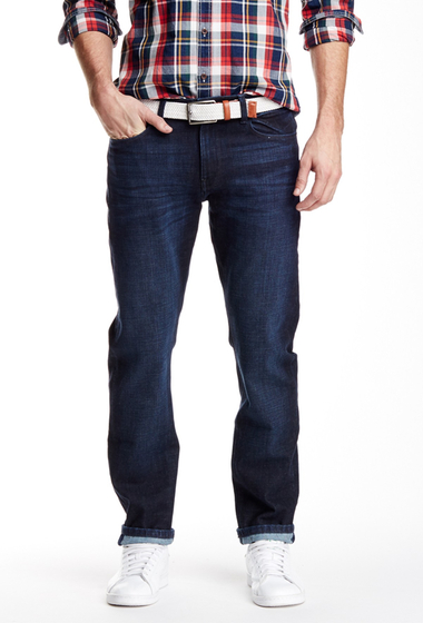 Imbracaminte Barbati DL1961 Russell Slim Straight Leg Jean Bronco