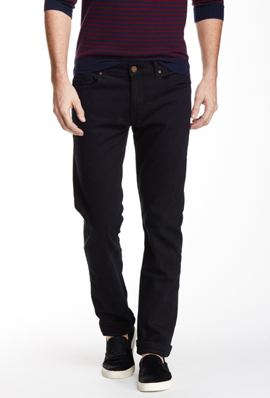 Imbracaminte Barbati DL1961 Russell Slim Straight Leg Jean Midnight