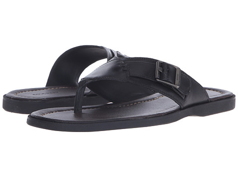 Incaltaminte Barbati Cole Haan Sheffield Thong II BlackCaviar