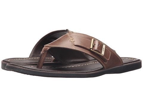 Incaltaminte Barbati Cole Haan Sheffield Thong II Camel