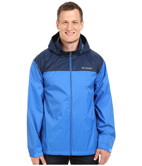 Imbracaminte Barbati Columbia Big amp Tall Glennaker Laketrade Jacket2 Blue JayColumbia Navy