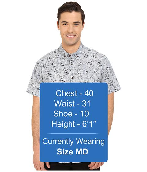 Imbracaminte Barbati Billabong Roswell Short Sleeve Woven Shirt Chambray