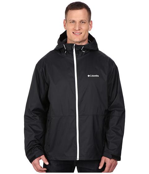 Imbracaminte Barbati Columbia Plus Size Roan Mountaintrade Jacket BlackWhite Zip