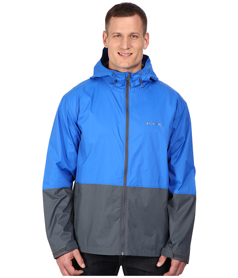 Imbracaminte Barbati Columbia Plus Size Roan Mountaintrade Jacket Super BlueGraphite