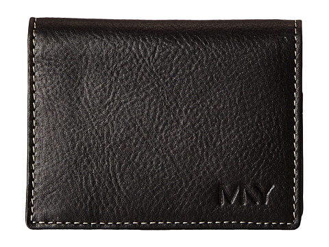 Genti Barbati Marc New York by Andrew Marc Sergio Carry All Wallet Black