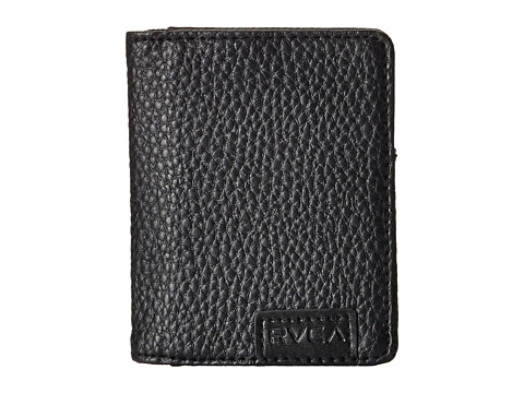 Genti Barbati RVCA Commodore Wallet Black