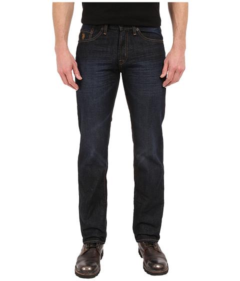 Imbracaminte Barbati US Polo Assn Slim Straight Five-Pocket Denim Jeans in Blue Blue