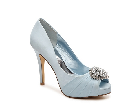 Incaltaminte Femei Audrey Brooke Lacey Platform Pump Light blue
