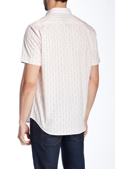 Imbracaminte Barbati Robert Graham Teacakes Woven Tailored Fit Shirt ORANGE