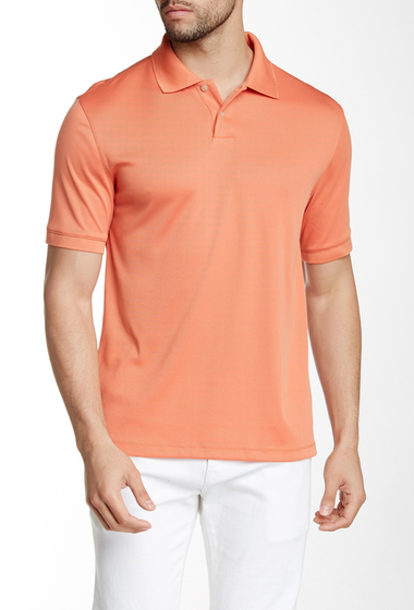 Imbracaminte Barbati Perry Ellis Short Sleeve Polo MONARCH