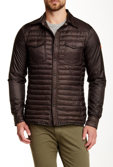 Imbracaminte Barbati Save The Duck Quilted Jacket IRON GREY