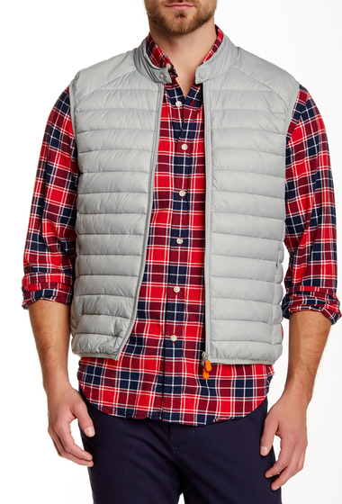Imbracaminte Barbati Save The Duck Quilted Vest STEAM GREY