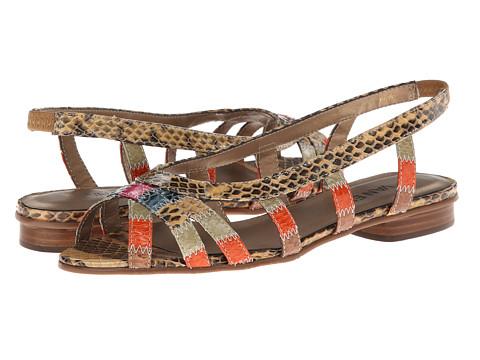 Incaltaminte Femei Vaneli Ashely Multi Color Whip Snake