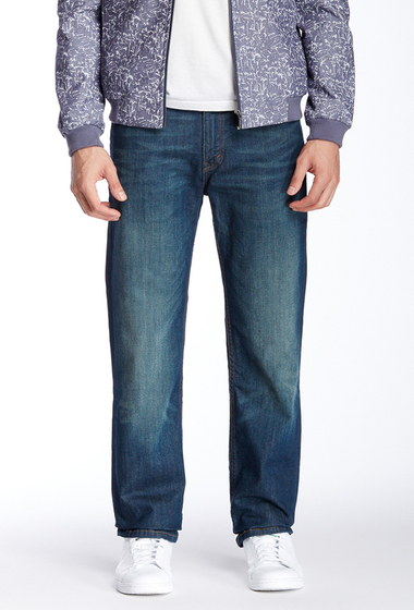 Imbracaminte Barbati Levi's 514 Slim Straight Leg Jean MIDNIGHT