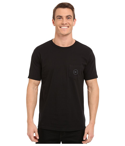 Imbracaminte Barbati O'Neill Jams Short Sleeve Screen Tee Black