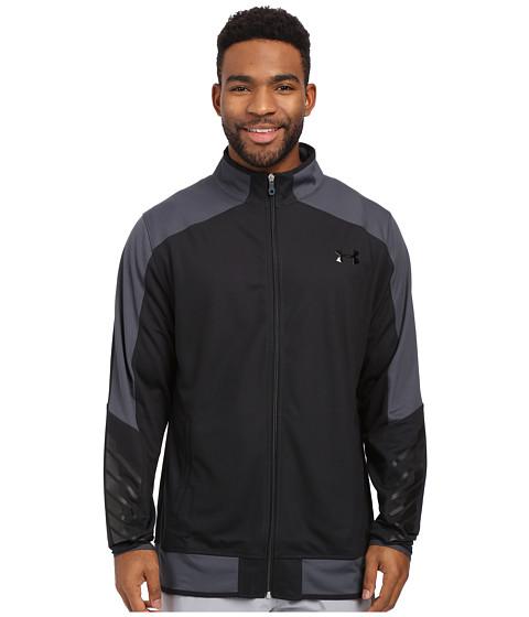 Imbracaminte Barbati Under Armour UA Select Warm-Up Jacket BlackStealth GrayStealth Gray