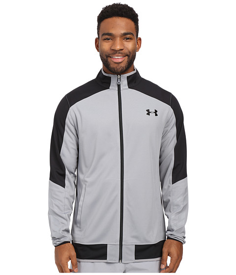 Imbracaminte Barbati Under Armour UA Select Warm-Up Jacket SteelBlackBlack