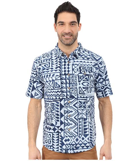 Imbracaminte Barbati Quiksilver La Playa Short Sleeve Woven Shirt Plein Air
