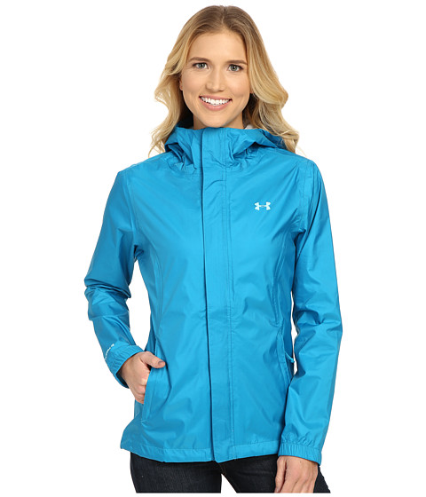 Imbracaminte Femei Under Armour UA Bora Jacket Aqua Blue