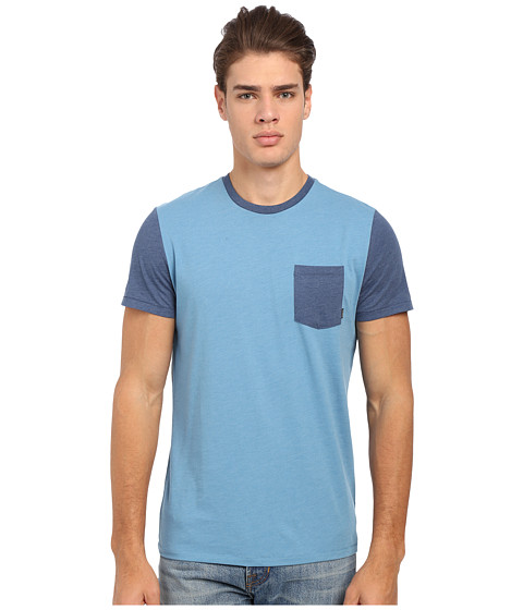 Imbracaminte Barbati Billabong Zenith Essenital Crew Blue Heather