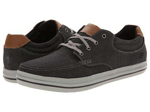 Incaltaminte Barbati SKECHERS Relaxed Fit Define - Soden Black