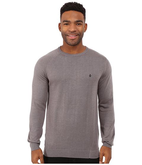Imbracaminte Barbati Volcom Understated Sweater Dark Grey