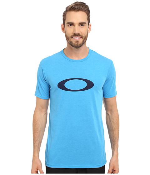 Imbracaminte Barbati Oakley O-One Icon Hydrolix Tee Pacific Blue Heather
