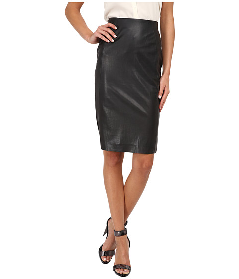 Imbracaminte Femei McQ New Contour Skirt Darkest Black