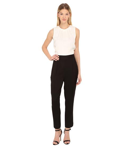 Imbracaminte Femei Kate Spade New York Color Block Jumpsuit CreamBlack