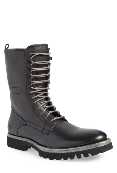 Incaltaminte Barbati Kenneth Cole New York Fall Fever Plain Toe Boot BLACK
