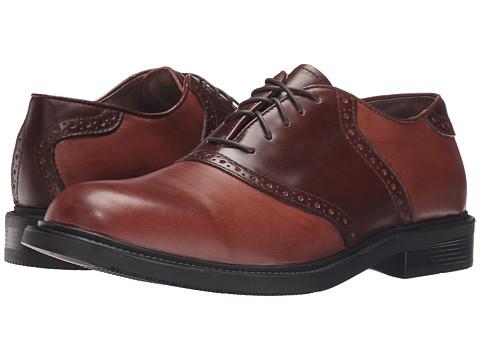 Incaltaminte Barbati Florsheim Dryden Brown Leather