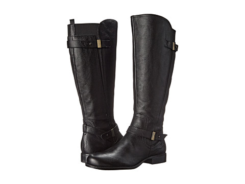 Incaltaminte Femei Naturalizer Joan Wide Calf Black Leather