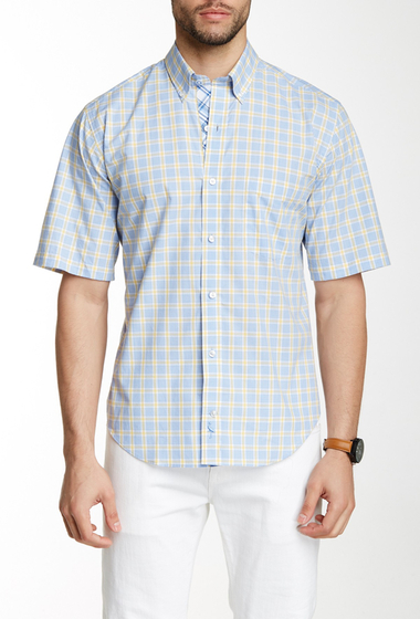 Imbracaminte Barbati TailorByrd Classic Fit Woven Shirt YELLOW