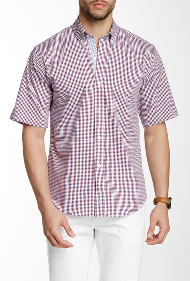 Imbracaminte Barbati TailorByrd Classic Fit Printed Woven Shirt RED