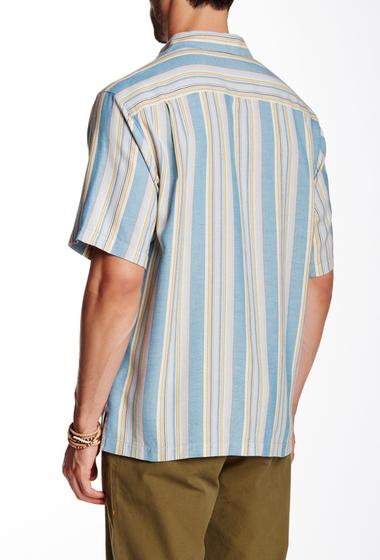 Imbracaminte Barbati Tommy Bahama Seas the Moment Silk Original Fit Shirt ALPINE POO