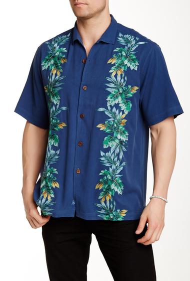 Imbracaminte Barbati Tommy Bahama Dancing with the Leis Silk Original Fit Shirt HAWAIIAN BLUE