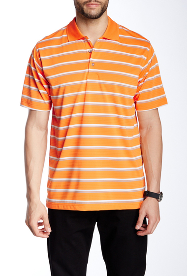 Imbracaminte Barbati Lone Cypress Pebble Beach Short Sleeve Polo 7021 SUN ORANGE