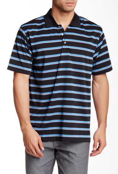 Imbracaminte Barbati Lone Cypress Pebble Beach Short Sleeve Polo 1000 BLACK