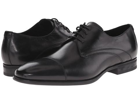 Incaltaminte Barbati Aquatalia Abe Black Dress Calf