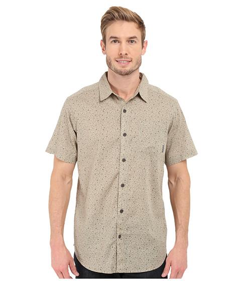 Imbracaminte Barbati Columbia Under Exposuretrade II Short Sleeve Shirt Tusk Micro Camp Print